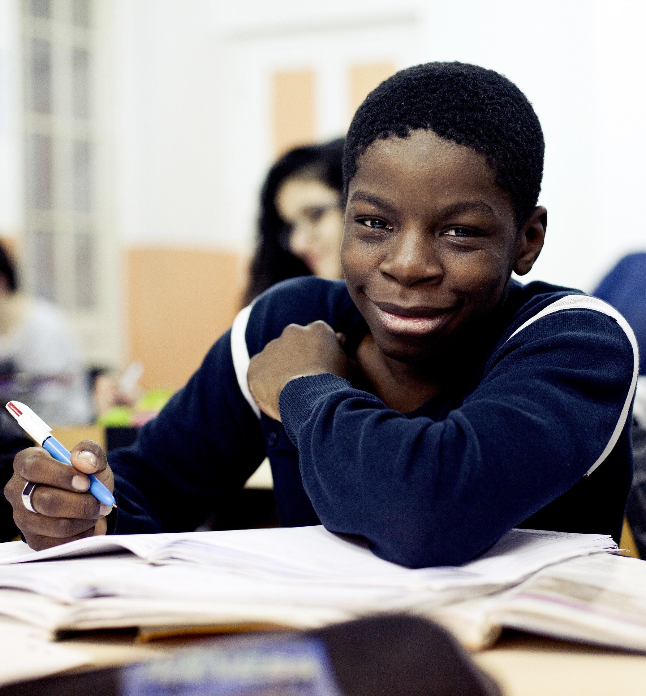 Un élève